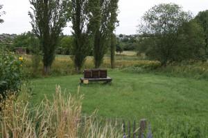 Imkerei im Natur- und Erlebnispark Hallgarten in Mastershausen