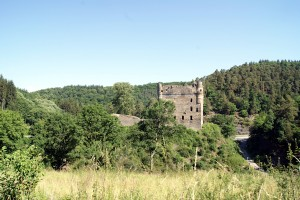 Balduinseck – Burgruine am Masdascher Burgherrenweg