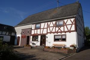 "Haus ""Simona"" Original Hunsrücker Bauernhaus"