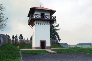 Masdascher Galgenturm – höchster Punkt am Masdascher Burgherrenweg