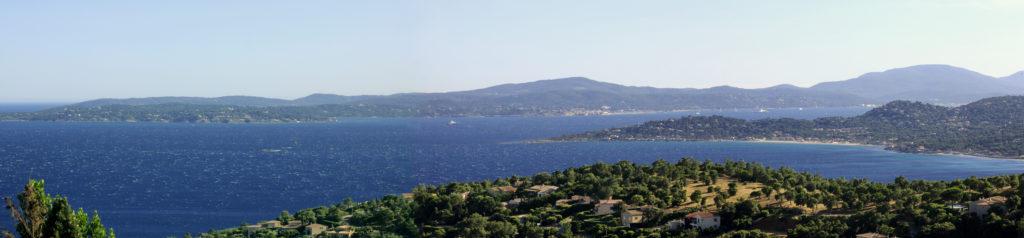 Panorama Côte d'Azur